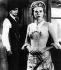 """""""Le Train sifflera trois fois"""" (High Noon), film de Fred Zinnemann. Gary Cooper et Grace Kelly. Etats-Unis, 1952. © TopFoto/Roger-Viollet"""