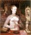 Ecole de Fontainebleau. Diane de Poitiers (1499-1566), duchesse de Valentinois, maîtresse du roi Henri II. Bâle (Suisse), Kunstmuseum.  © Roger-Viollet