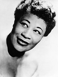 Ella Fitzgerald (1917-1996), chanteuse de jazz américaine, 1956. © TopFoto/Roger-Viollet