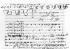 Fragment du requiem d'Hector Berlioz exécuté aux funérailles du général-comte Charles Denys Damrémont, aux Invalides (1837). En haut, à droite : autographe de Niccolo Paganini. © Roger-Viollet
