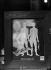 """Max Ernst (1891-1976). """"Déshabillés"""". Dadaist exhibition (Dada Max Ernst). Paris, galerie Au Sans Pareil, 1921. © Maurice-Louis Branger / Roger-Viollet"""