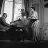 Marian Anderson (1897-1993), American opera singer. France, circa 1955. © Gaston Paris / Roger-Viollet