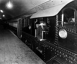 Locomotive électrique du métro de Londres (Angleterre), 1903. © Ullstein Bild/Roger-Viollet