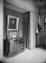 Intérieur de la maison d'Alphonse de Lamartine (1790-1869), poète et homme politique français. © Roger-Viollet