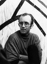 February 16: (30 years ago) Death of Keith Haring (1958-1990), American painter and sculptor