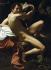 "Le Caravage (1571-1610). ""Saint Jean-Baptiste"". Huile sur toile, 1602. Rome (Italie), galerie Doria-Pamphilj. © Alinari/Roger-Viollet"