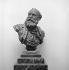 Jean-Baptiste Carpeaux (1827-1875). Bust of Charles Gounod (1818-1893), French composer. Paris, Saint-Cloud city hall, October 1966. © Boris Lipnitzki / Roger-Viollet