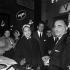 Joséphine Baker et Bruno Coquatrix. Paris, Olympia, mai 1959. © Studio Lipnitzki / Roger-Viollet