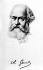 Charles Gounod (1818-1893), compositeur français. © Albert Harlingue / Roger-Viollet