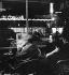 La Coupole café. Paris, 1957. Photograph by Janine Niepce (1921-2007). © Janine Niepce / Roger-Viollet