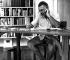 Ernest Hemingway (1899-1961), écrivain américain, dans son bureau. La Havane (Cuba). © TopFoto/Roger-Viollet