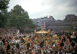 Couronnement de la reine Elisabeth II (née en 1926). Londres (Angleterre), 2 juin 1953. © TopFoto/Roger-Viollet