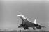 """Vol inaugural du """"Concorde"""". Toulouse (Haute-Garonne), 2 mars 1969. © PA Archive / Roger-Viollet"""