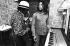 Bob Marley and The Wailers. Birmingham (Angleterre), 19 juillet 1975.  © Ian Dickson / TopFoto / Roger-Viollet