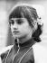 Nadia Comaneci (née en 1961), gymnaste roumaine, 26 août 1975.  © Lachmann/Ullstein Bild/Roger-Viollet