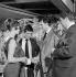"""""""Ce soir ou jamais"""", film by Michel Deville. Jacqueline Danno, Anne Tonietti, Guy Bedos, Georges Descrières et Michel de Ré. France, 1961. © Alain Adler / Roger-Viollet"""