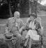 Tristan Bernard (1866-1947), French writer. Paris, 1933. © Boris Lipnitzki/Roger-Viollet
