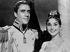 """Guerre et Paix"" (War and Peace), film de King Vidor. Audrey Hepburn et Mel Ferrer. 1956.   © Roger-Viollet"