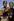 Nelson Mandela (1918-2013), homme politician sud-africain, candidat à la presidence de l'Afrique du Sud pour le mouvement ANC à Northern Transvaal  pendant sa campagne. Mars 1994. Photo : Louise Gubb. © The Image Works / Roger-Viollet