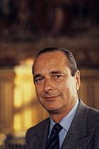 September 26, 2019 : Death of Jacques Chirac (1932-2019), French statesman, at 86 years old © Jean-Régis Roustan / Roger-Viollet