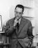 Albert Camus (1913-1960), écrivain français. 1955. © Ullstein Bild / Roger-Viollet