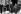 Visite officielle de Pandit Jawaharlal Nehru, Premier ministre indien, avec le général de Gaulle, homme d'Etat français, son épouse Yvonne, Georges Pompidou, président du Sénat, Claude Pompidou et Indira Gandhi, fille de Nehru. Paris, 22 septembre 1962. © TopFoto/Roger-Viollet