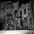 """""""Porgy and Bess"""" de George Gershwin. Au centre : Cab Calloway. Théâtre de l'Empire, septembre 1954.  © Studio Lipnitzki / Roger-Viollet"""