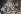 Grèves, embouteillages, pollution. Paris, octobre 1995. © Jean-Pierre Couderc/Roger-Viollet