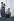 Petit garçon avec un chiot près d'un sac contenant des clubs de golf. Etats-Unis, dans les années 1960.  © Alinari/Roger-Viollet