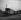 Roulottes de cirque tirées par des chevaux. France, avril 1950. © Roger-Viollet