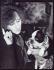 """""""Colette avec un chien"""", photographie de Walter Limot (1902-1984). Paris, musée Carnavalet. © Walter Limot / Musée Carnavalet / Roger-Viollet"""