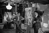 Claude François (1939-1978), Egyptian-born French singer, and Jean-Marie Périer (born in 1940), French photographer. France, 1966. Photograph by Georges Kelaïditès (1932-2015). © Georges Kelaïditès / Roger-Viollet