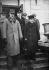 Le général De Gaulle et Molotov. Moscou, décembre 1944. © Roger-Viollet