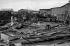 """Destructions provoquées par le cyclone """"Flora"""". Cuba, 1963. © Gilberto Ante/Roger-Viollet"""