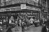 Boucherie. Paris, fin 1935.      © Roger-Viollet
