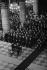 Cérémonies du 11 novembre. Messe en la cathédrale de Notre-Dame de Paris, 1978. © Jacques Cuinières / Roger-Viollet