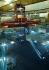 Grande piscine de stockage de combustible de la centrale nucléaire de Gundremmingen (Allemagne), 23 mai 2006.  © Albert Foss/Ullstein Bild/Roger-Viollet