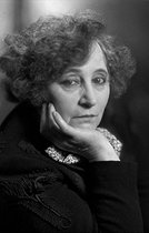 Colette (1873-1954), French writer, on 1939. © Laure Albin Guillot / Roger-Viollet