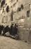 Prière sur le Mur des Lamentations. Jérusalem (Israël). © Luciano Morpurgo / Alinari / Roger-Viollet