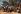 Guerre 1914-1918. Roulante de l'armée allemande en Champagne. France, 1915.  Fac-similé de plaque autochrome de Hans Hildenbrand. © Bilderwelt/Roger-Viollet