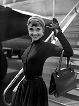 May 4, 1929 (90 years ago) : Birth of Audrey Hepburn (1929-1993), British actress
