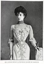November 26, 1869 (150 years ago) : Birth of Princess Maud of Wales (1869-1938)
