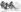 Dessin humoristique sur le grippe, par Vernier, vers 1850. © Roger-Viollet