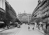 Paris Xème arr.. Le boulevard de Denain et la gare du Nord, vers 1920. © Neurdein / Roger-Viollet