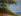 """Gaetano Previati (1852-1920). """"Coucher de soleil dans la région de Ligurie"""", 1912. Italie, collection privée. © Alinari/Roger-Viollet"""