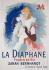 "Jules Chéret (1836-1932). Advertising poster for ""La Diaphane"", face powder, 1890. Paris, musée Carnavalet.  © Musée Carnavalet / Roger-Viollet"