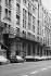 Immeuble de France-Soir. Paris, mai 1982. © Carlos Gayoso / Roger-Viollet