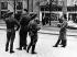 Printemps de Prague. Entrée des troupes du pacte de Varsovie en Tchécoslovaquie. Soldats soviétiques. Prague, 21 août 1968. © Ullstein Bild / Roger-Viollet