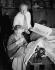 Cecil Beaton (1904-1980), photographe, illustrateur, décorateur et dessinateur britannique, 1950. © TopFoto / Roger-Viollet