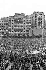 Algerian War (1954-1962). Crowd at the forum during the visit of the General de Gaulle. Algiers (Algeria), on June 4, 1958. © Bernard Lipnitzki / Roger-Viollet